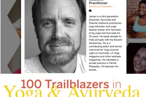 100 Trailblazers in Yoga & Ayurveda