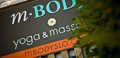 mBODY Yoga, San Luis Obispo, CA