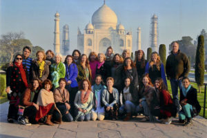 2016 India Group - Taj