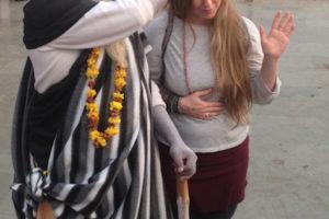 Sadhu Blessing LowRes