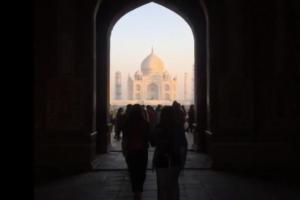 Taj Mahal Doors